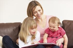 Читайте с детьми книги