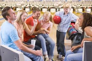 Играйте с детьми в подвижные игры