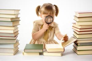 У ребенка к школе должна быть своя детская библиотека