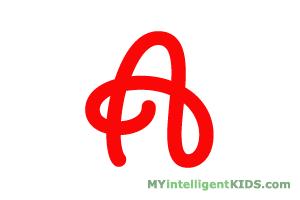 Придумываем интересную и необычную букву А