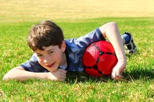 Для ребенка важен здоровый образ жизни всей семьи